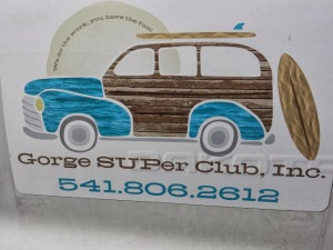 truck sign 4 SUPer Club